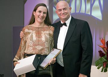 Cathy O'Dowd award