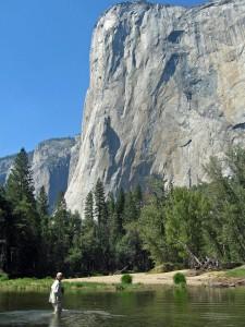 El Capitan at Yosemite.
