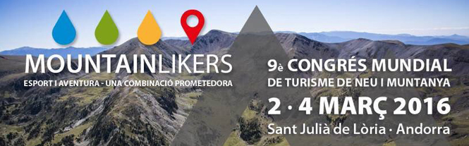 Future of Hiking: 9th World Congress Snow & Mountain Tourism banner