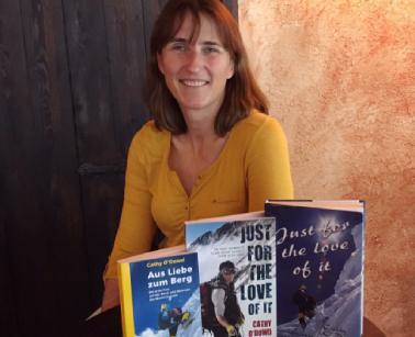 Cathy O'Dowd author