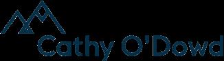 Cathy O'Dowd: speaker · author · climber Logo