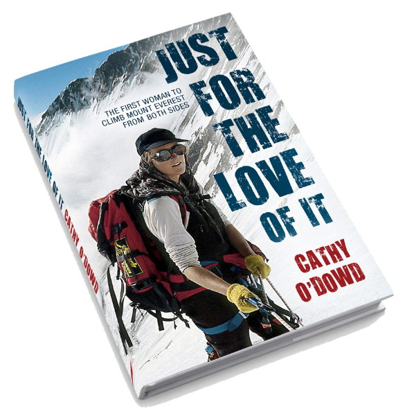 Just For The Love Of It, by Cathy O'Dowd