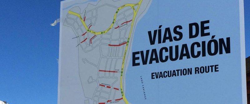 volcano evacuation risk management