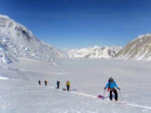 Mount Logan Kings Trench