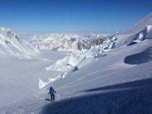 Mount Logan climb