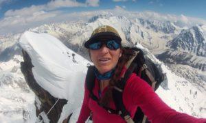 Cathy O'Dowd on Nanga Parbat