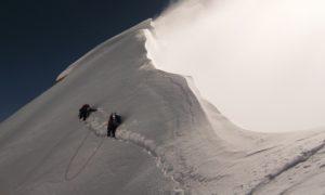 Mazeno ridge of Nanga Parbat