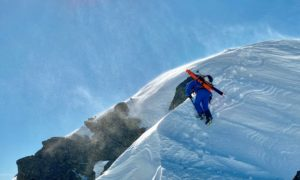 Ski mountaineering in Andorra