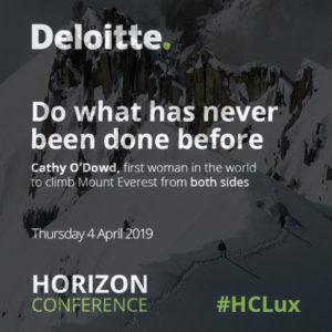 Social media post from Deloitte