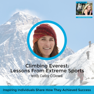 Lessons from Extreme Sports, with Dr Diane Hamilton