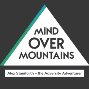 Adventure Alex Staniforth interviewed Cathy O'Dowd for his Mind Over Mountains series