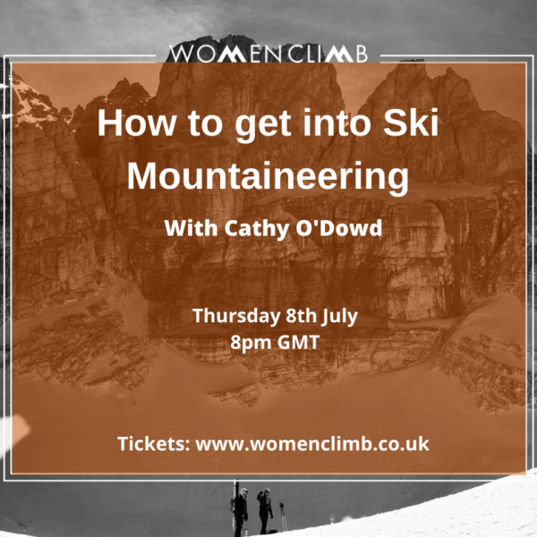 WomenClimb event: How to get into ski-mountaineering