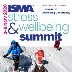 ISMA Stress & Wellbeing Summit