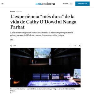 Ara Andorra Cultura 18 Feb 2021