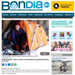 BonDia 18 Feb 2021