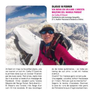 Cicle de cinema de muntanya i de viatges 2021 Andorra